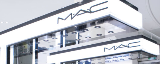 M·A·C Signage & Display